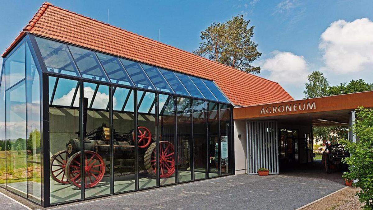 Agroneum Museum in Alt Schwerin