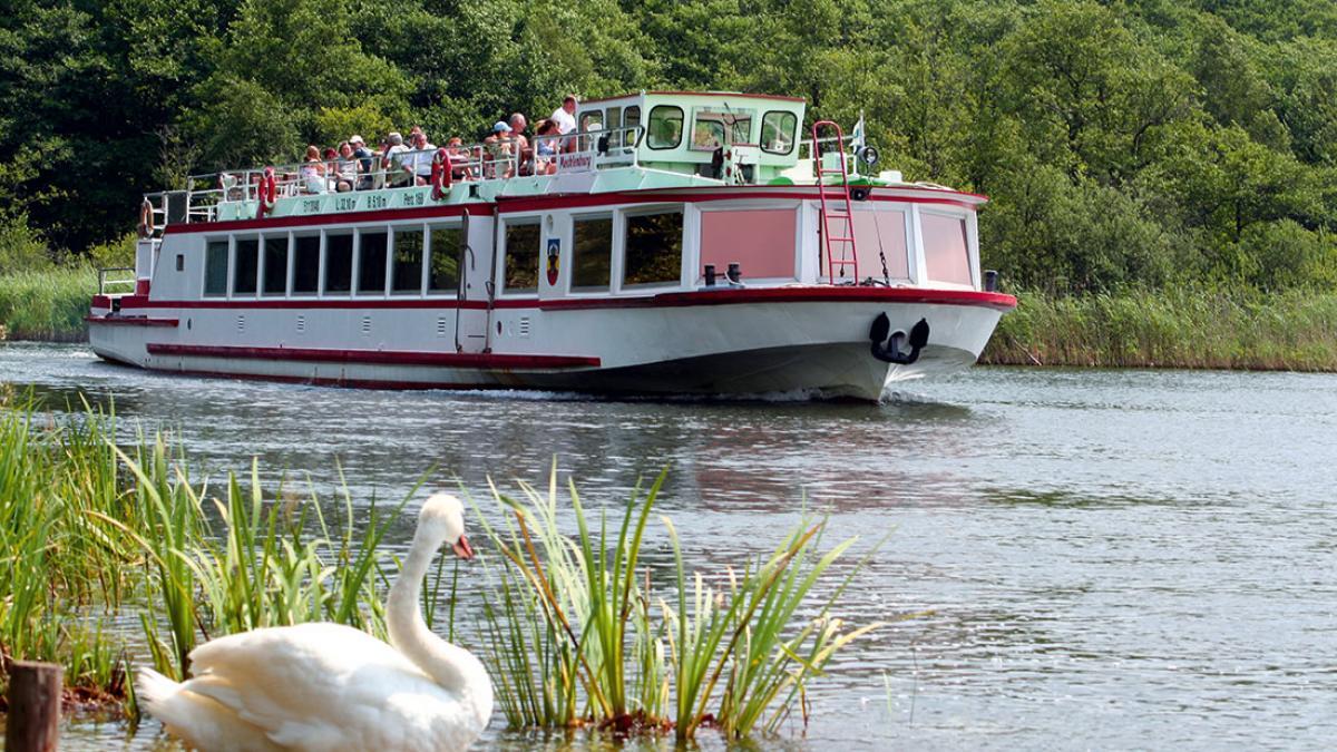 Schifffahrt 3-Seen-Fahrt