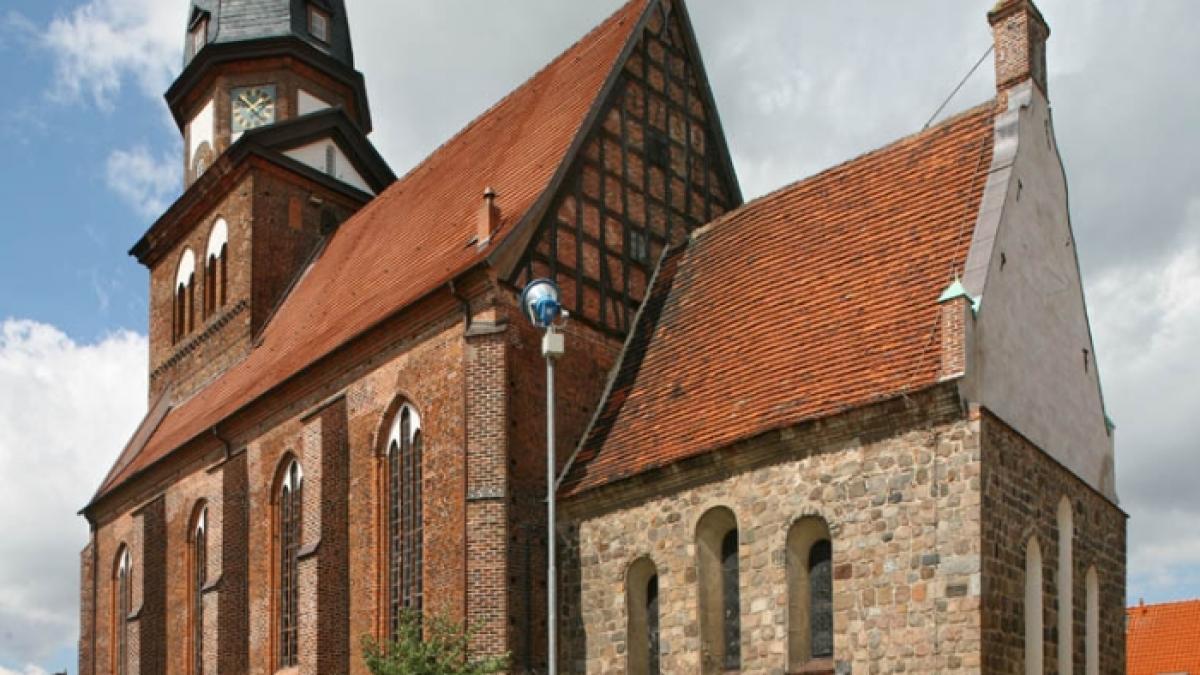 Marienkirche Waren (Müritz)