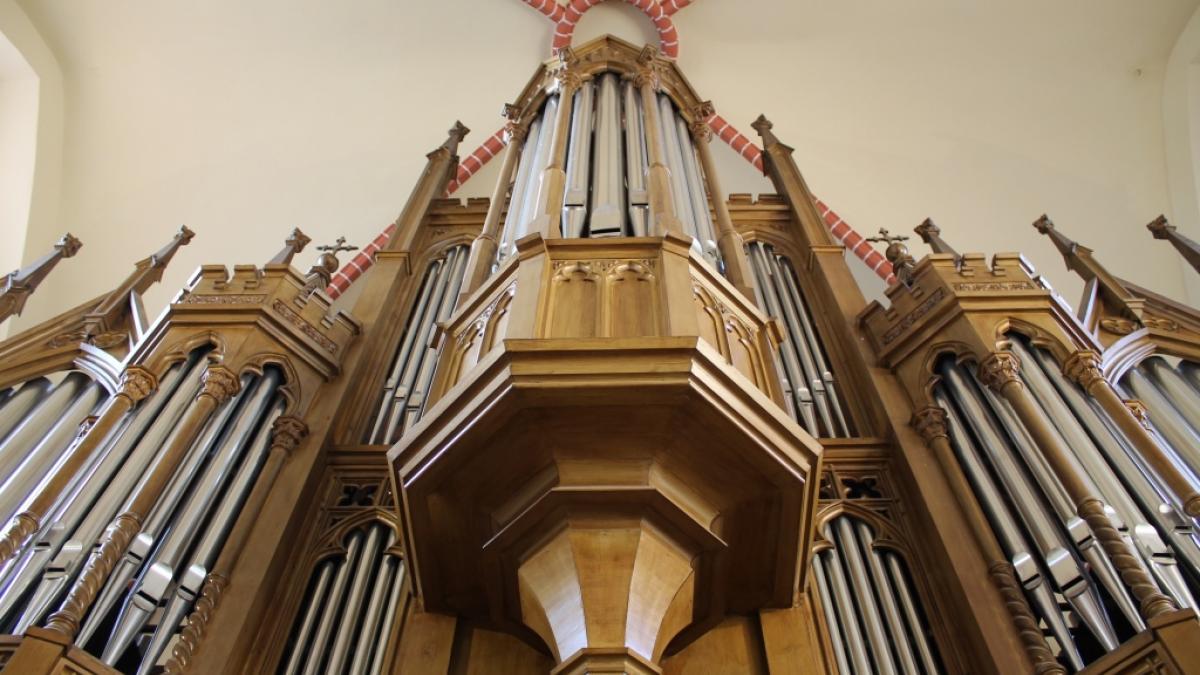 Lütkemüller Orgel von 1856