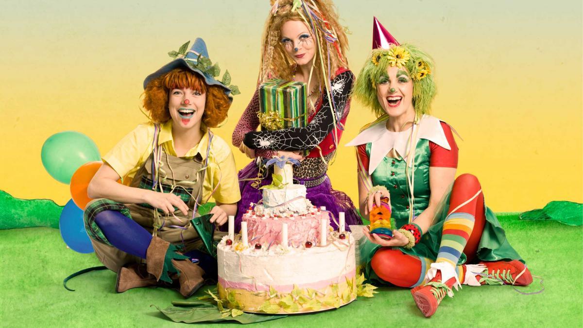 40 Jahre Traumzauberbaum - Das Geburtstagsfest