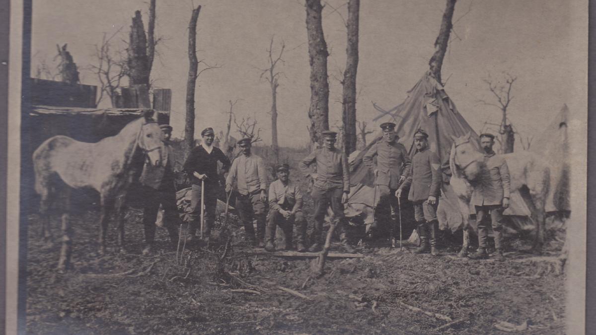 Teterow im Ersten Weltkrieg 1914 bis 1918