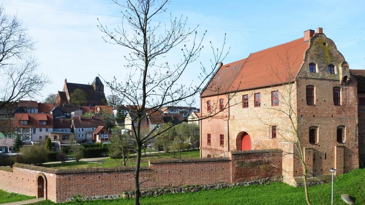 Alte Burg Penzlin, Museum