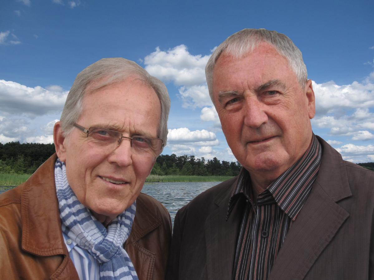 Hans Peter Hahn, Peter Koerner