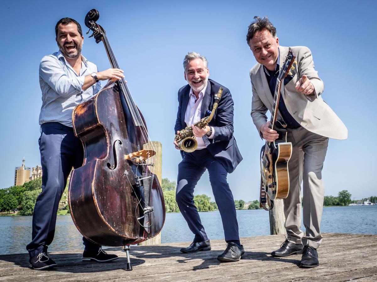 Pasternak Trio