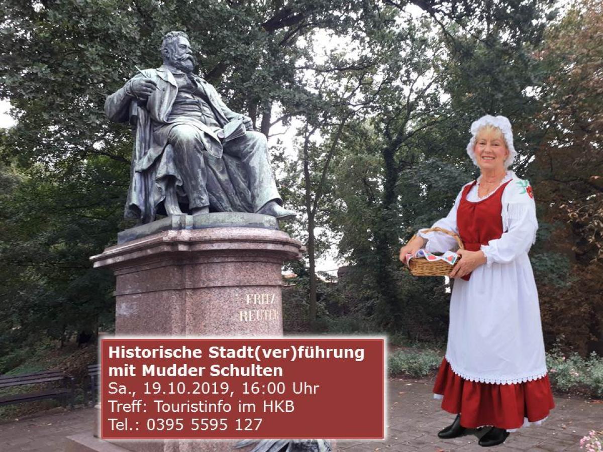 Historische Stadtführung Oktober 2019