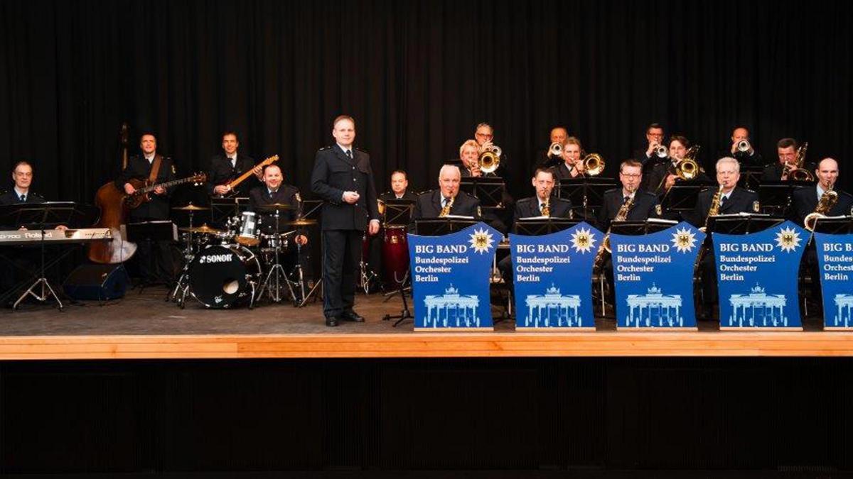 Big Band des Bundespolizeiorchesters Berlin
