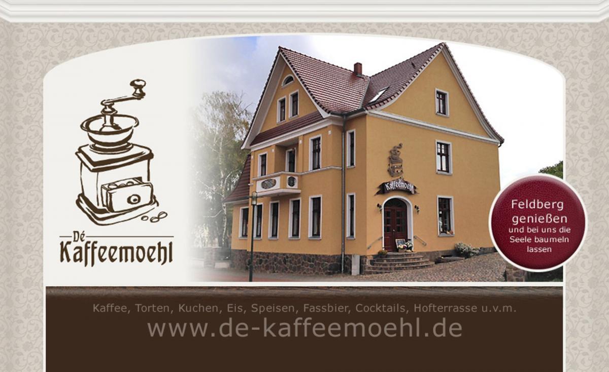 Dé Kaffeemoehl Feldberg