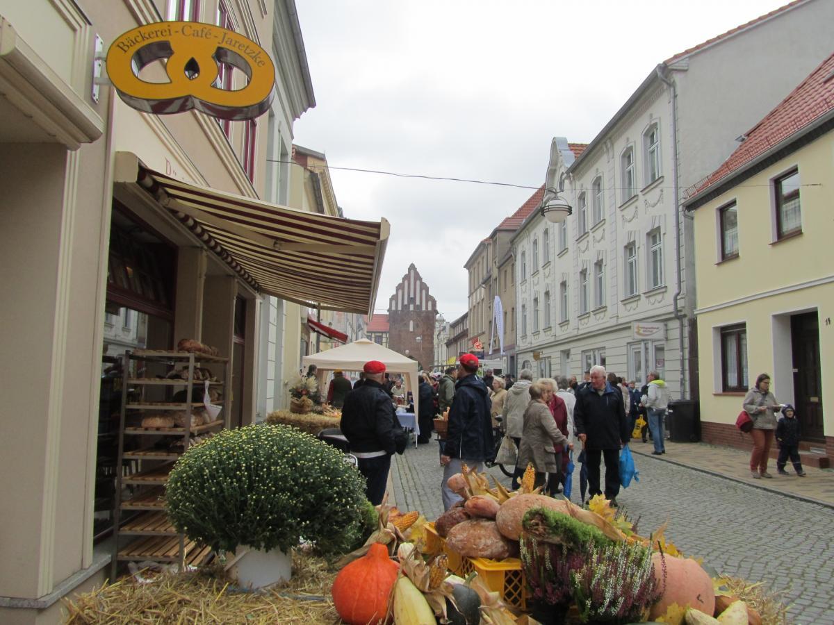 Erntedankfest Teterow