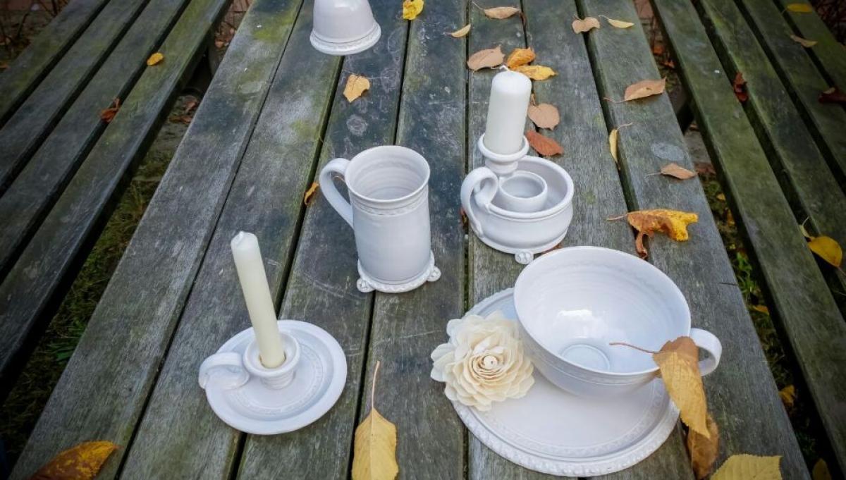 Keramik von Sven Beseler