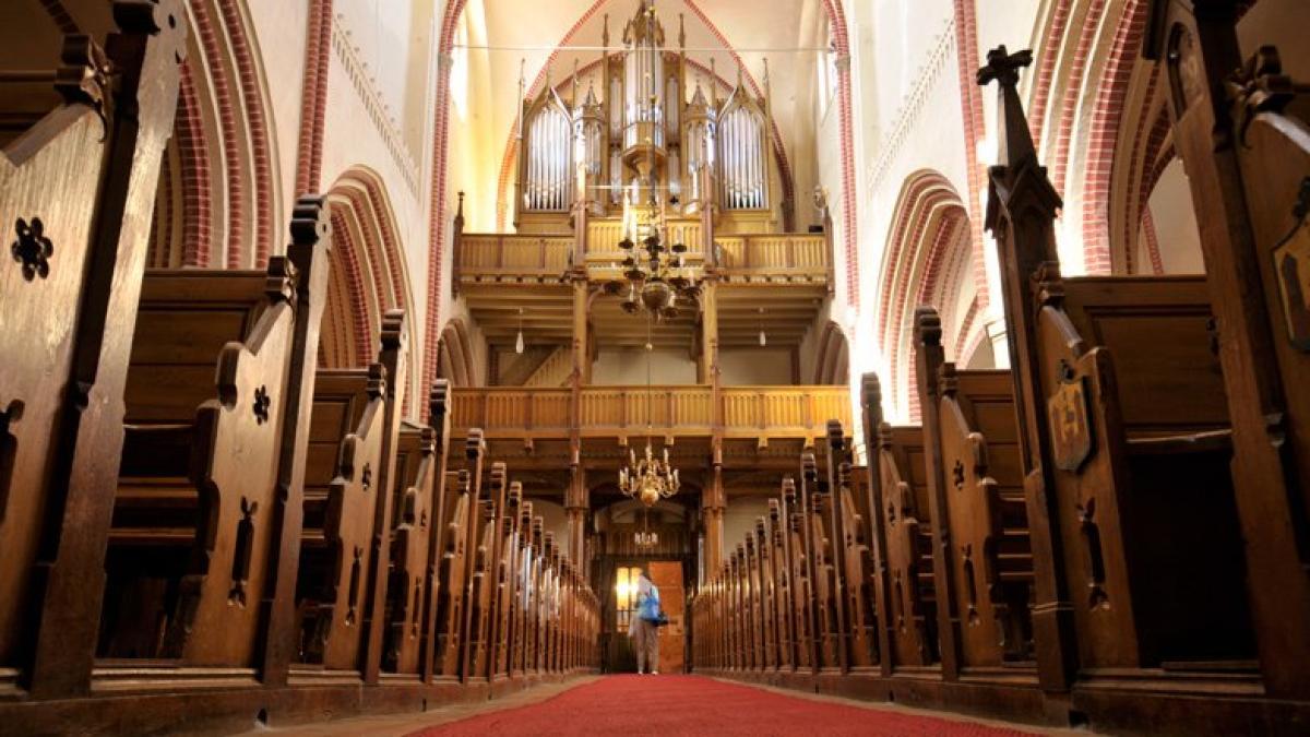 St. Georgenkirche Waren