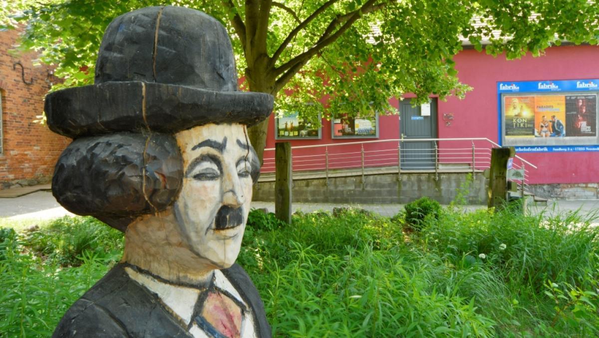 Alte Kachelofenfabrik Neustrelitz