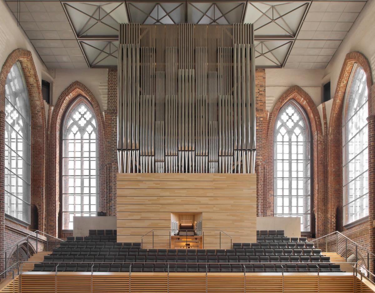 Orgel der Konzertkirche