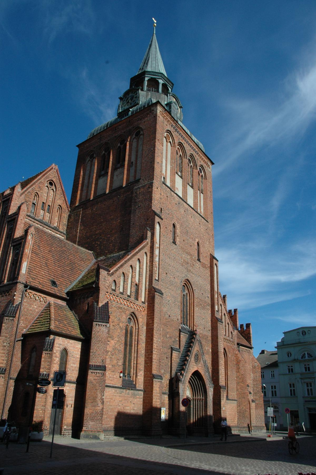 St-Marien-Pfarrkirche