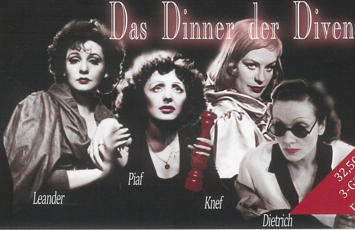 Das Dinner der Diven