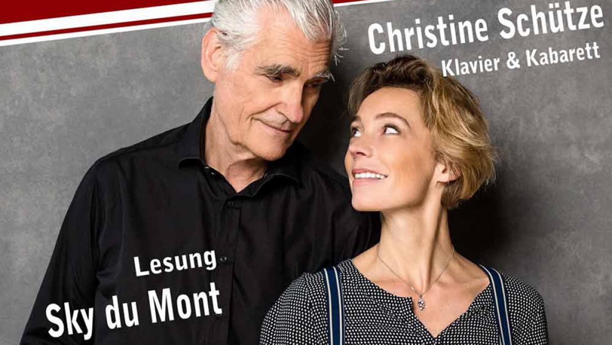 Sky du Mont & Christine Schütze